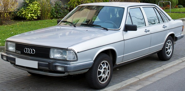 Audi 100 5S