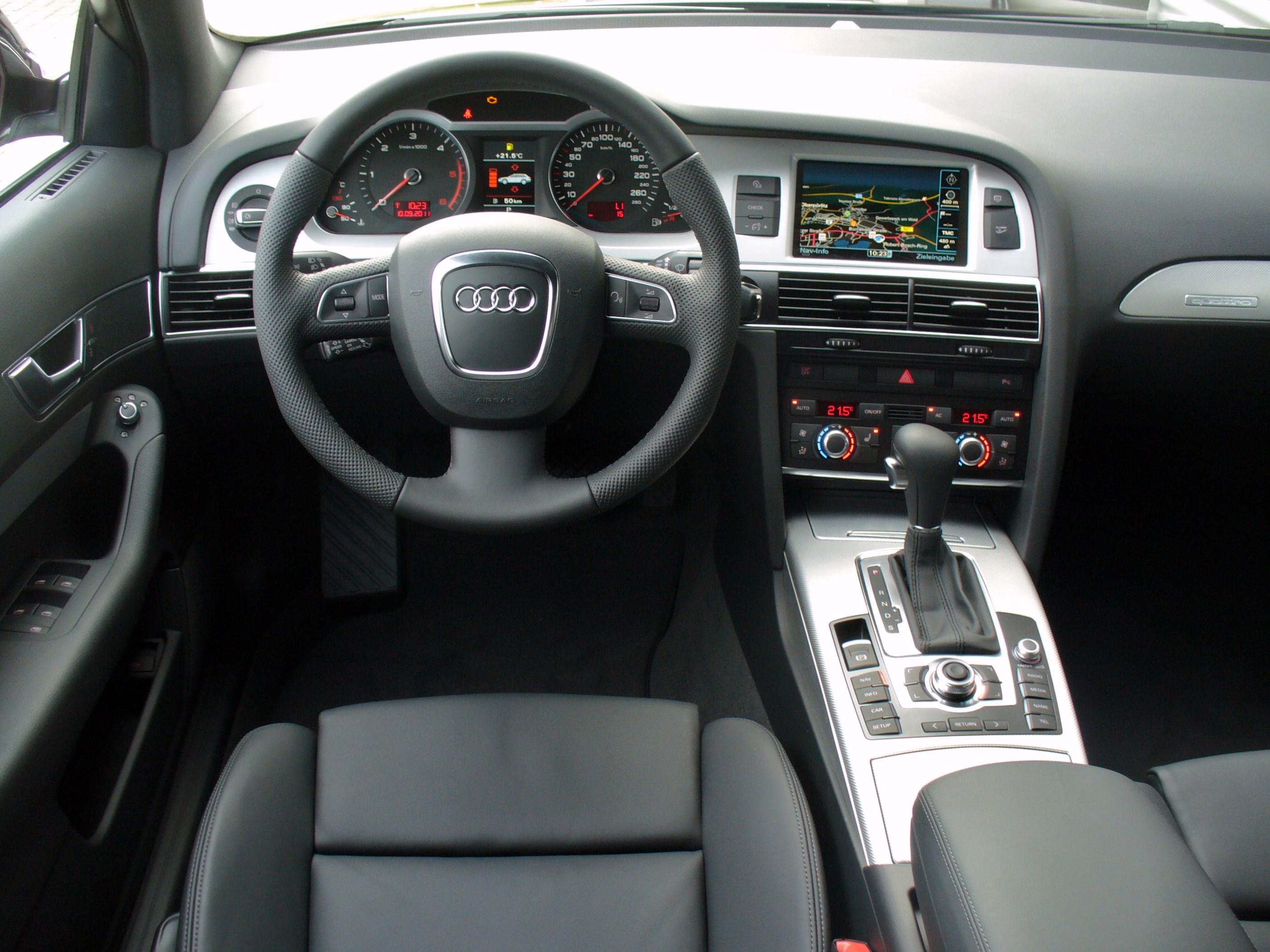 Audi A6 Quattro Tiptronic