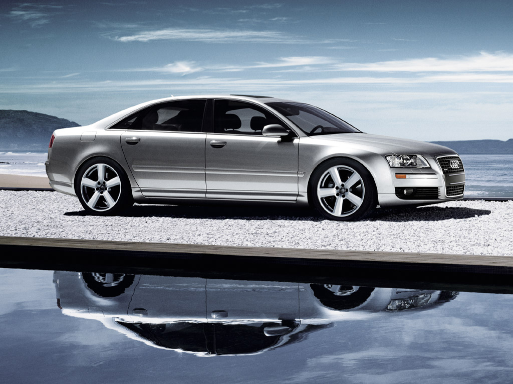 Audi A8 S
