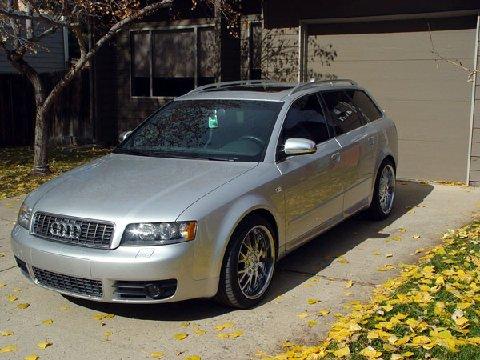 Audi S4 Avant Quattro
