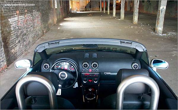 Audi TT 180 Roadster Fronttrack