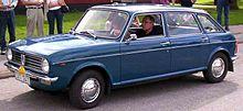 Austin Maxi 1500 Cablechange