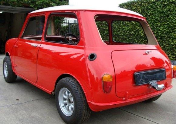 Austin Mini MK 850