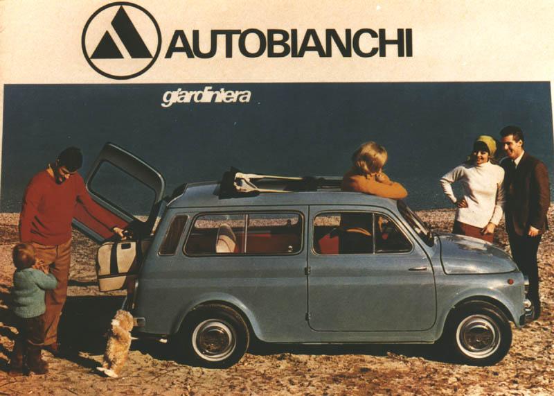 Autobianchi Bianchina Giardiniera