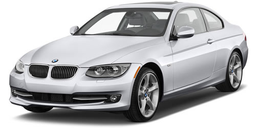 BMW 3 Coupe 323i AT