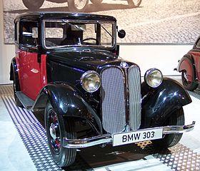 BMW 303 Saloon