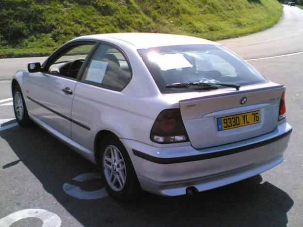 BMW 318td Compact