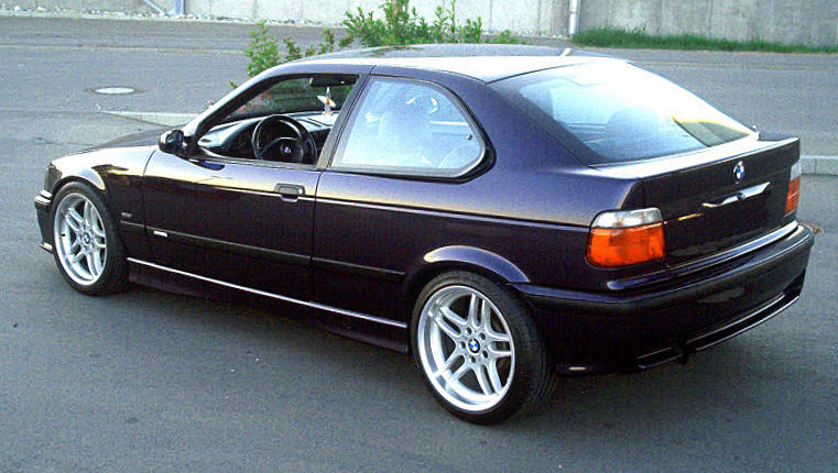 BMW 318tds Compact