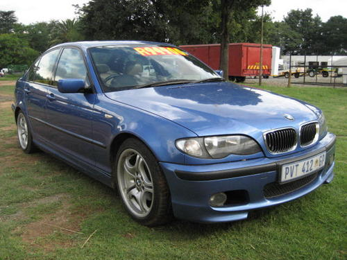 BMW 320i Individual