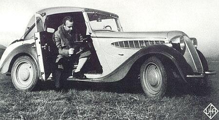 BMW 329 Cabriolet