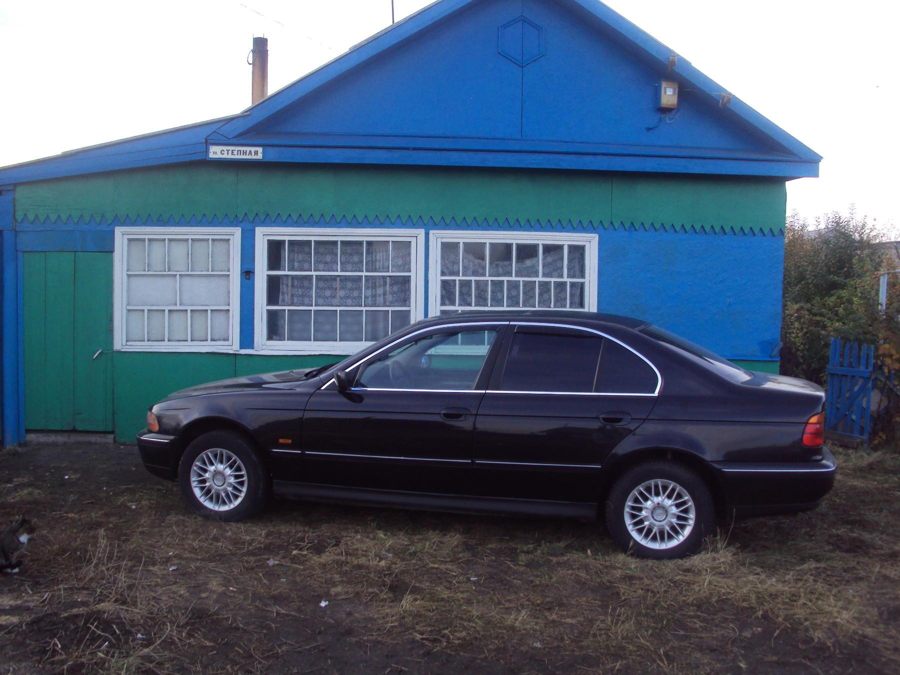 BMW 5 520i MT
