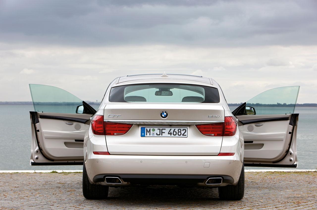 BMW 5 Gran Turismo 535xi AT