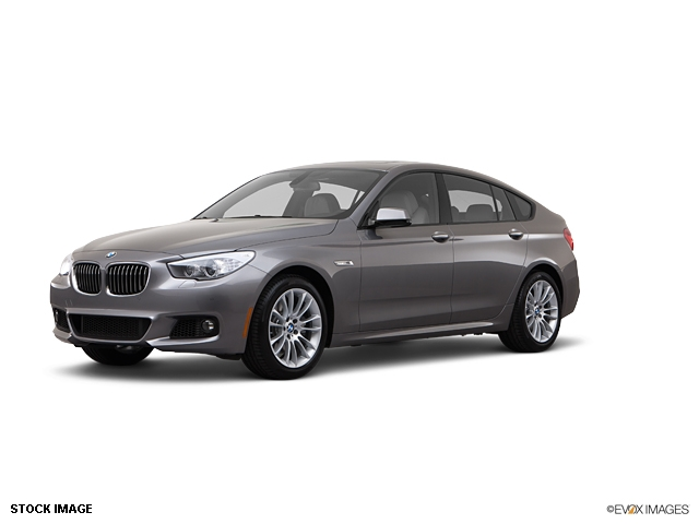 BMW 5 Gran Turismo 550xi AT