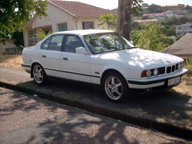 BMW 520i Automatic