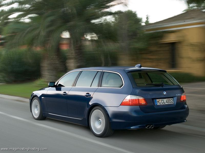 BMW 525i xDrive Touring