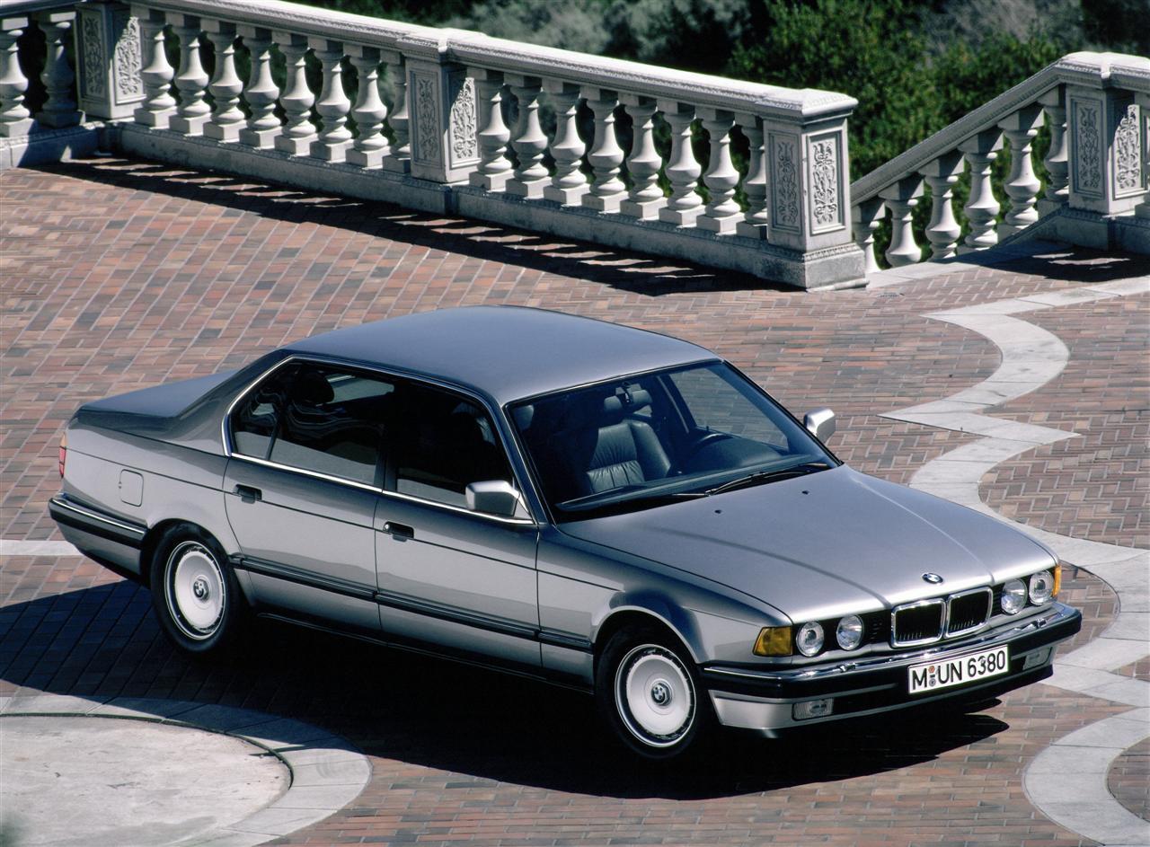 BMW 7 730i 218hp