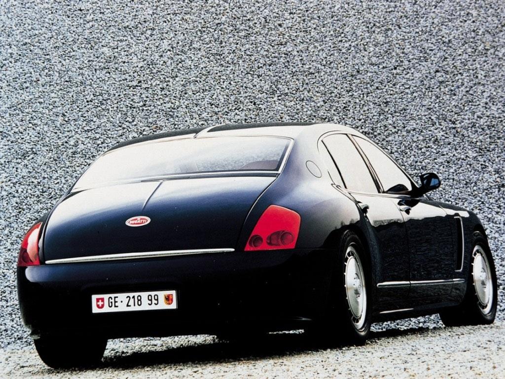 Bugatti EB218