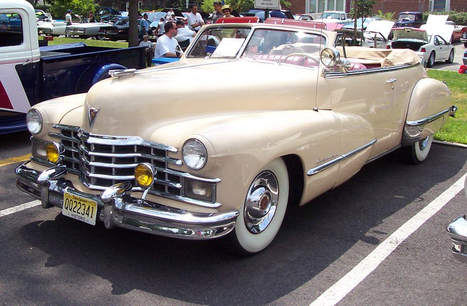 Cadillac 62 Convertible