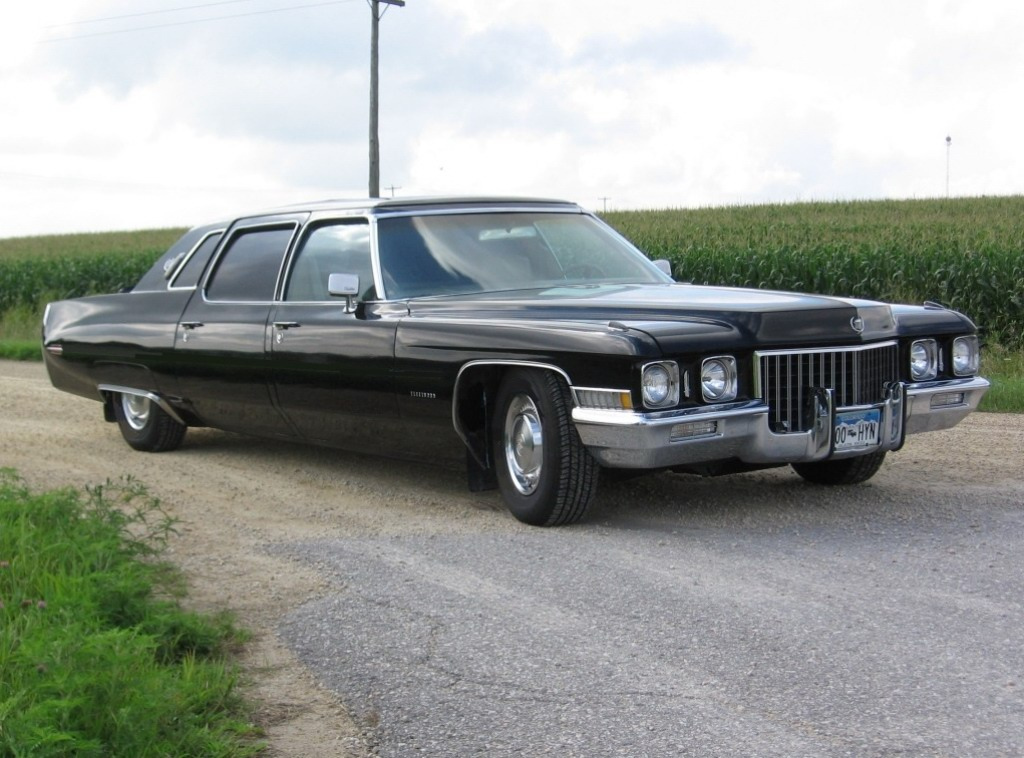 Cadillac B