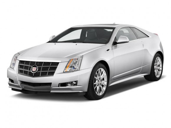 Cadillac CTS Coupe AWD