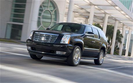 Cadillac Escalade ESV AWD