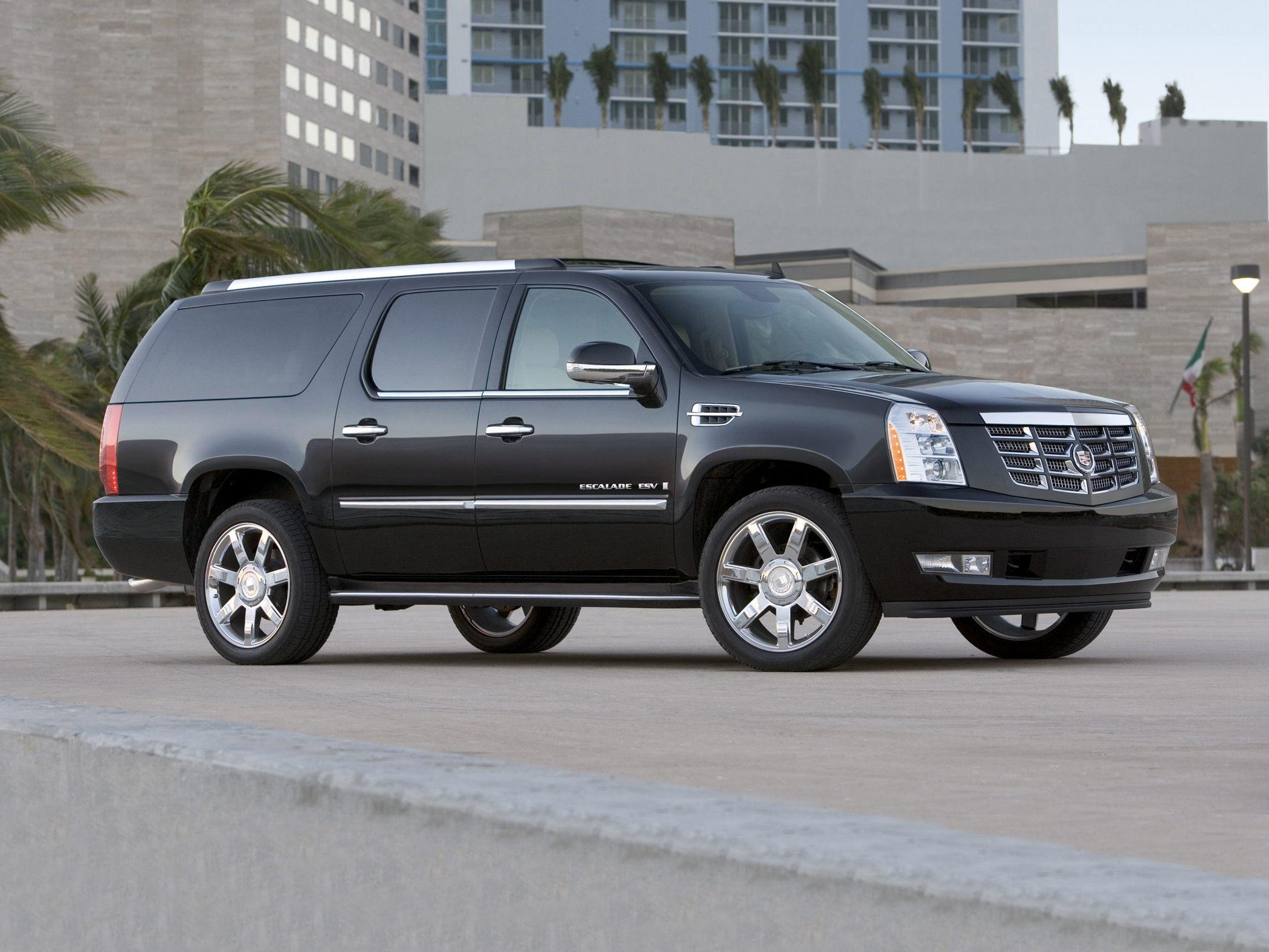 Cadillac Escalade ESV Premium