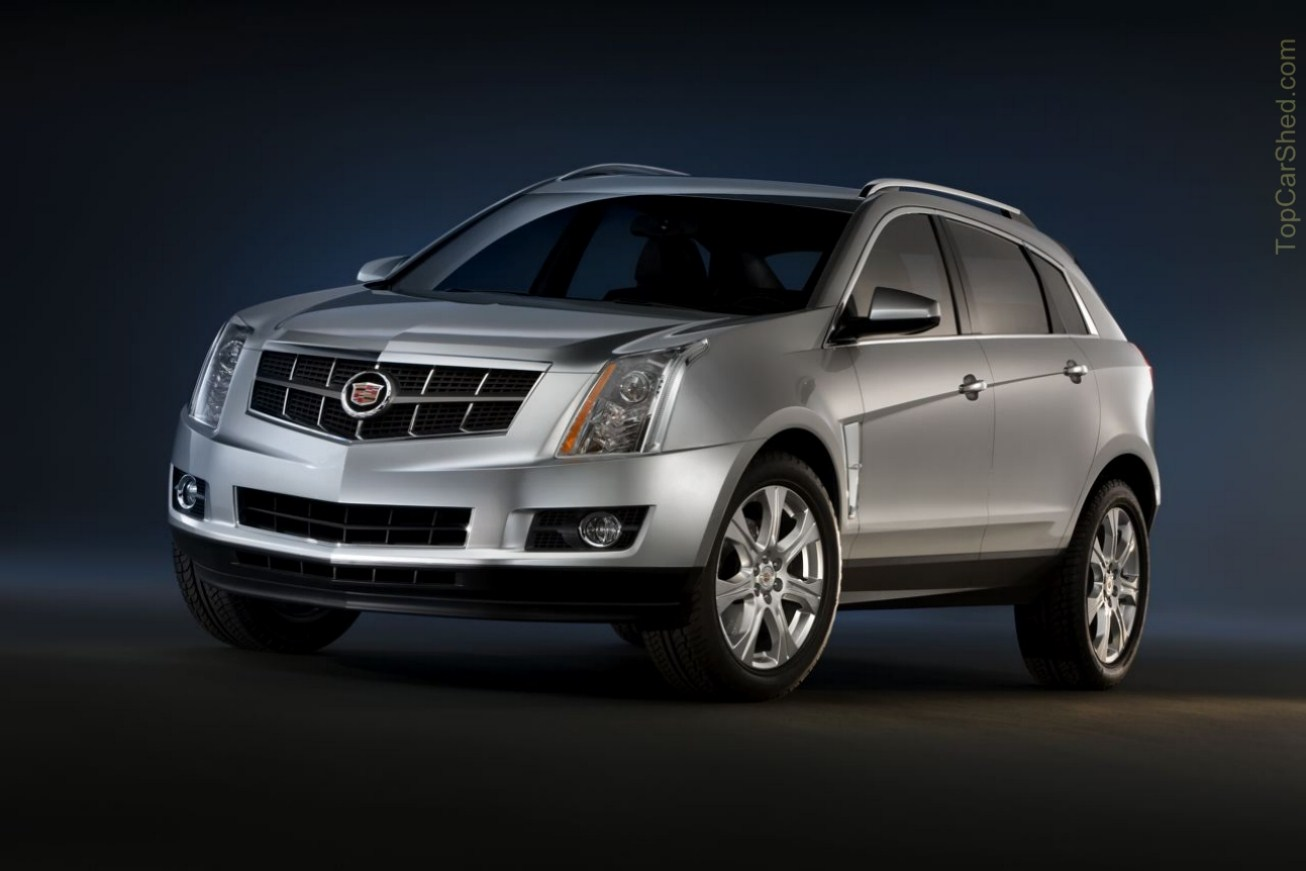 Cadillac SRX AWD Performance