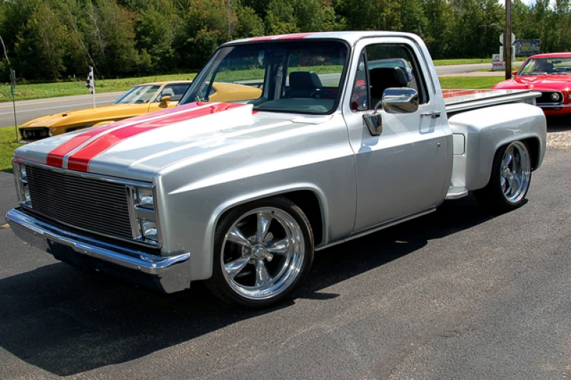 Chevrolet C