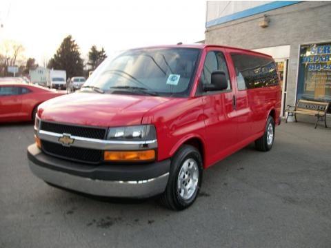 Chevrolet Express Passenger Van LS1500 AWD