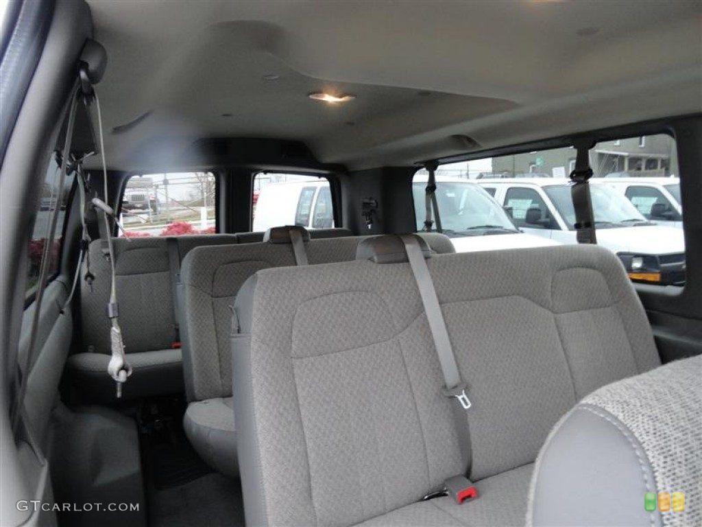 Chevrolet Express Passenger Van LT3500