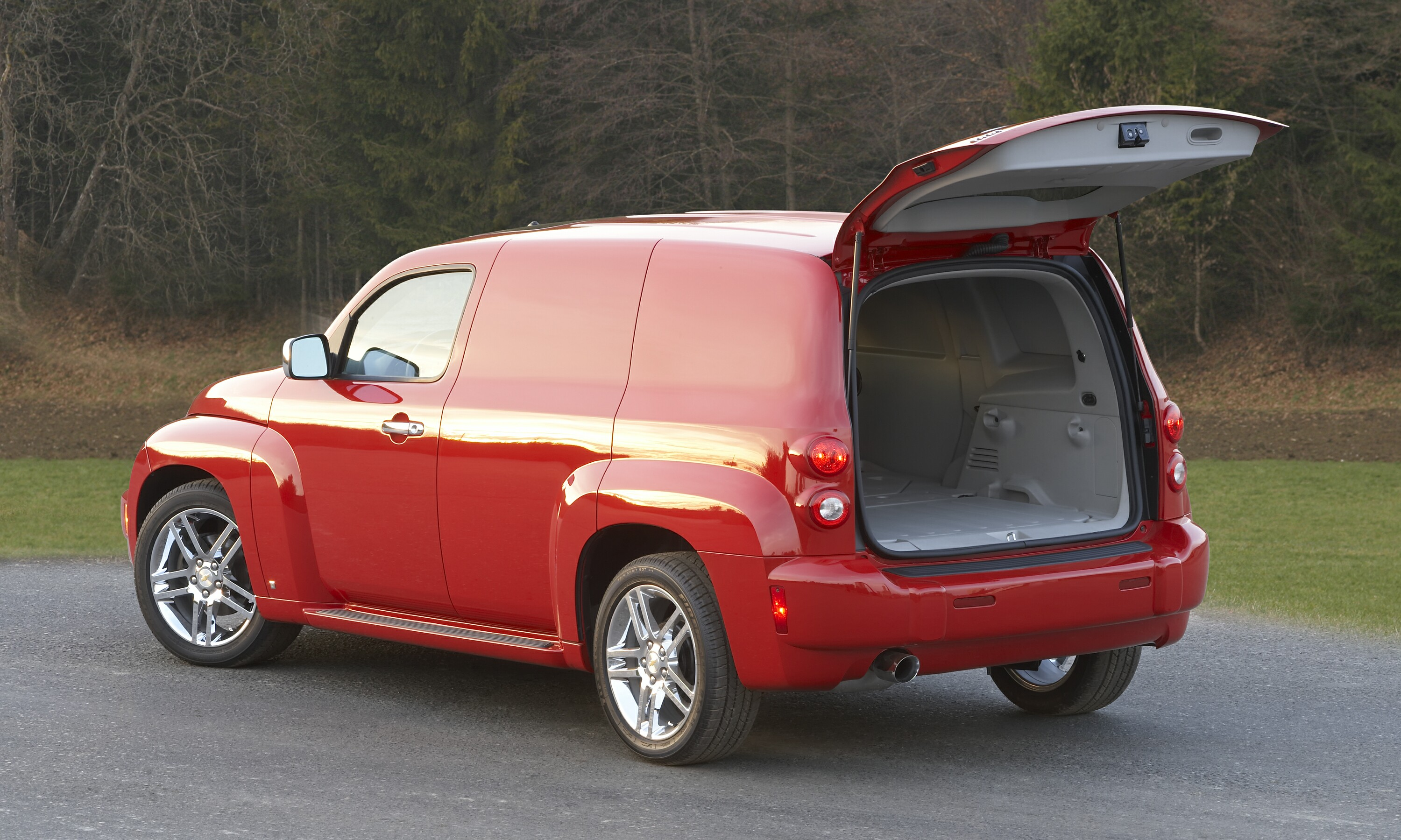 View Of Chevrolet Hhr Panel Ls Photos Video Features And Tuning