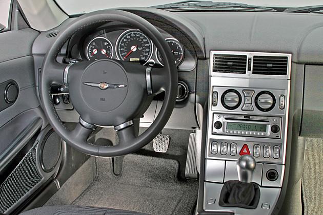Chrysler Crossfire Blackline