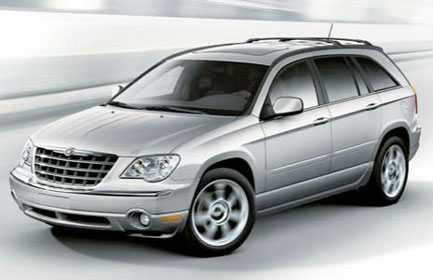 Chrysler Pacifica Touring
