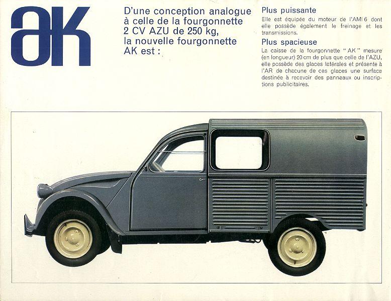 Citroen Ak 350