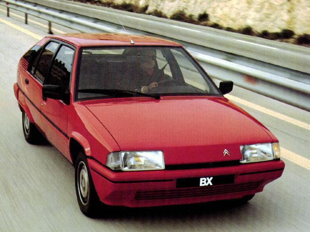 Citroen BX 19 GTi 16V