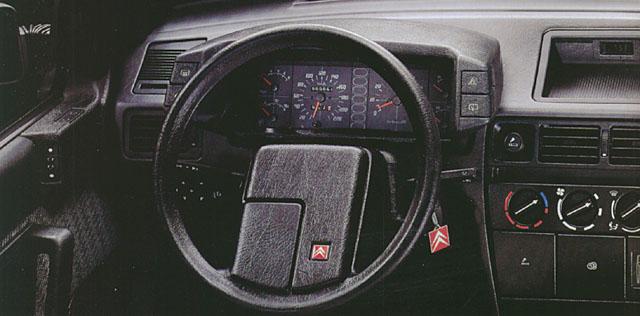 Citroen BX TRD Turbo