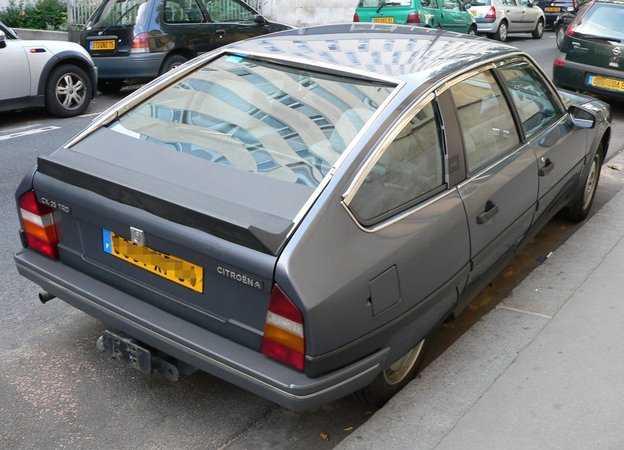 Citroen CX 25 Turbo Diesel