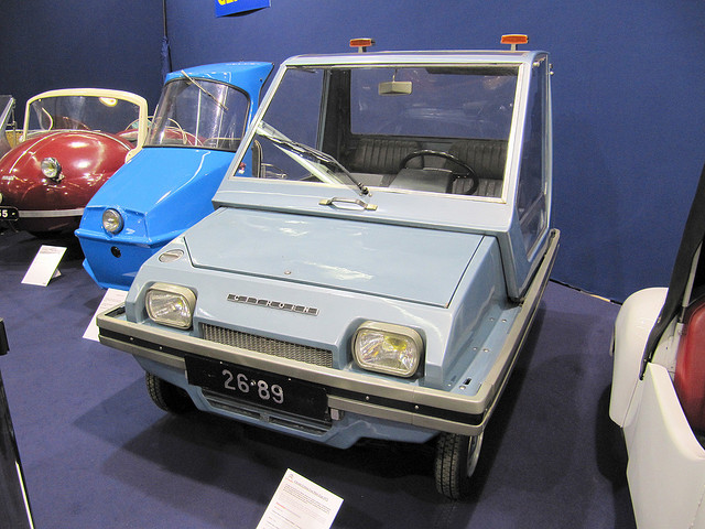 Citroen Mini-Zup