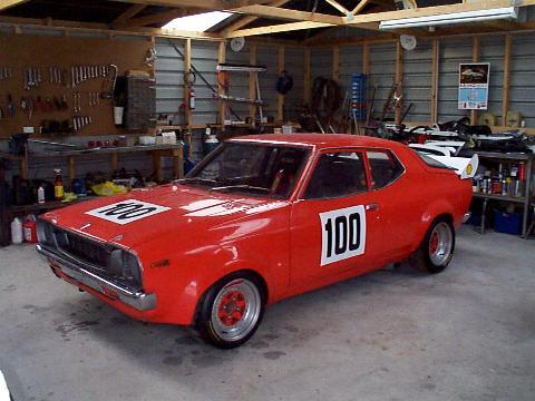 Datsun 100 A Cherry