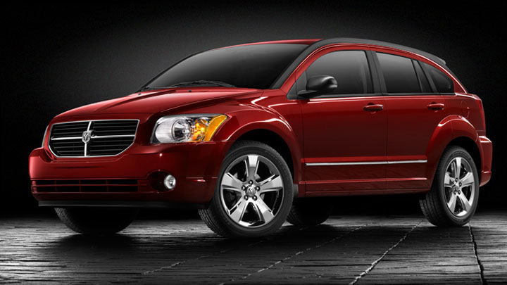 Dodge Caliber Rush