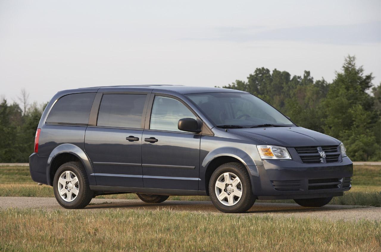 Dodge Caravan Cargo Van