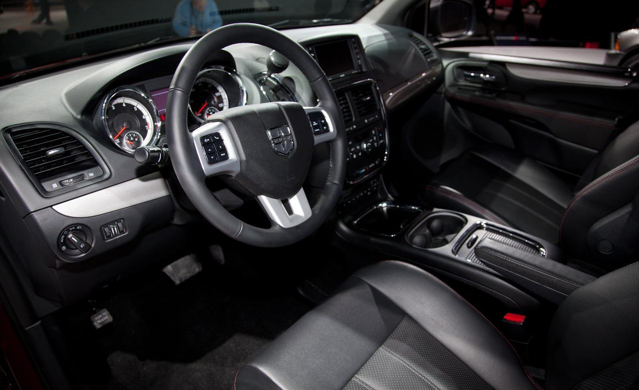 Dodge Grand Caravan RT