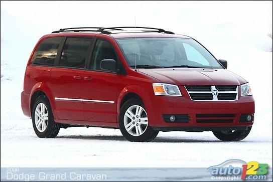 Dodge Grand Caravan SXT