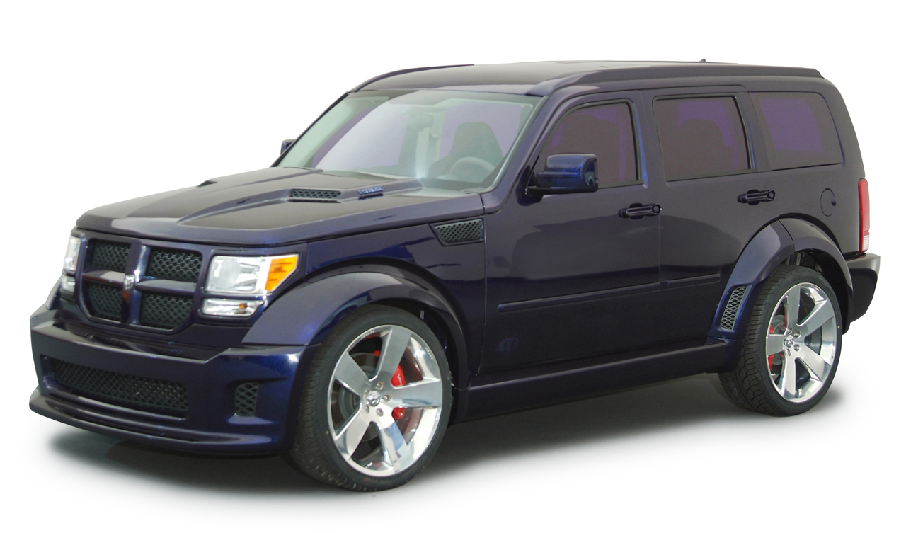 Dodge Nitro Heat 4x4