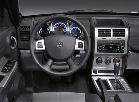 Dodge Nitro Shock