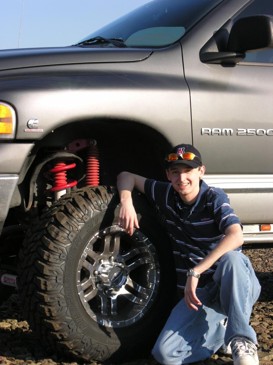Dodge Ram 2500 Crew Cab Laramie