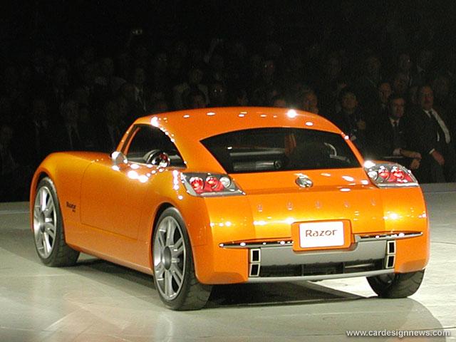 Dodge Razor
