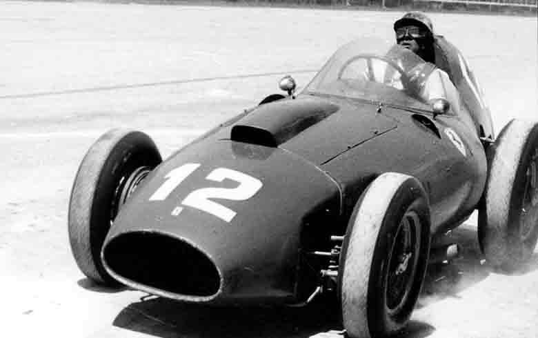 Ferrari 412 MI