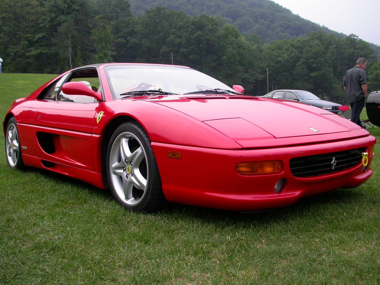Photos Of Ferrari F 355 Gts Photo Car Ferrari F 355 Gts 03 Jpg Gr8autophoto Com