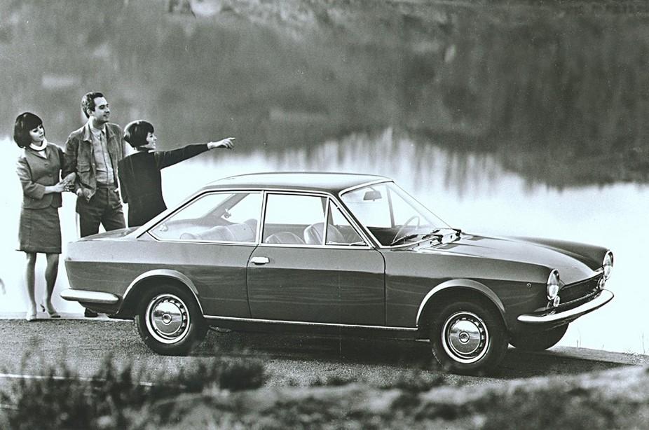 Fiat 124 1400 Sport